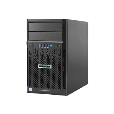 HPE ProLiant ML30 Gen9 Performance - tower - Xeon E3-1240V6 3.7 GHz - 8 GB - 0 GB (United States) S Svr
