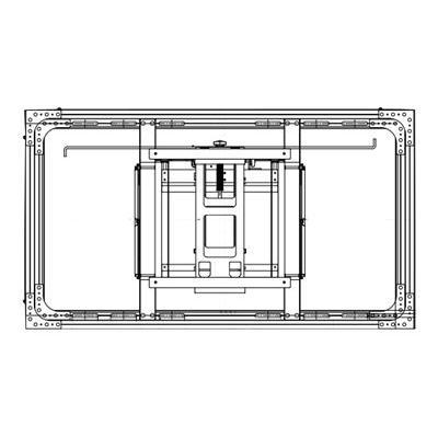 Panasonic TY-VK55LV2 - mounting kit 5IN MODELS