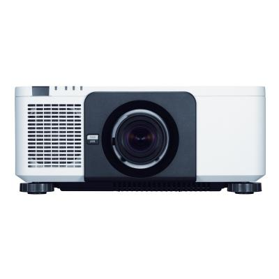 NEC NP-PX1005QL-W-18 - DLP projector - standard throw zoom - 3D - LAN lens.  Bundle includes PX1005Q L-WH projector and N
