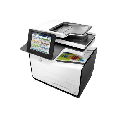 HP PageWide Enterprise Color MFP 586dn - multifunction printer - color (English, French, Spanish / Canada, Mexico, United States, Latin America (excluding Argentina, Brazil, Chile))