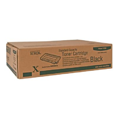 Xerox Standard-Capacity Phaser 6100 - black - original - toner cartridge 0 Pages - Phaser 6100 age