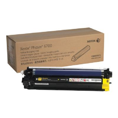 Xerox - yellow - printer imaging unit pages - Phaser 6700