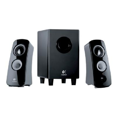 Logitech Z-323 - speaker system - for PC  SPKR
