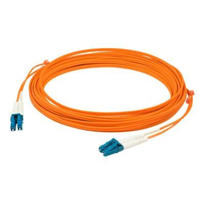 AddOn 10m LC OM1 Orange Patch Cable - patch cable - 10 m  CABL