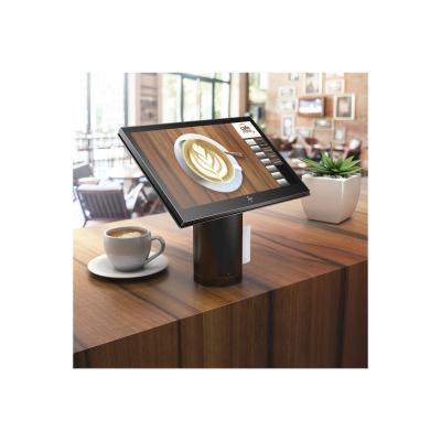 """HP ElitePOS G1 Retail System 141 - all-in-one - Celeron 3965U 2.2 GHz - 8 GB - SSD 128 GB, SSD 128 GB - LED 14"""" (Language: English / region: United States) 8.0G 54 PC U.S. - English loca lization"""