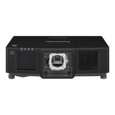 Panasonic PT-MZ10KLBU - 3LCD projector - no lens NS BLK