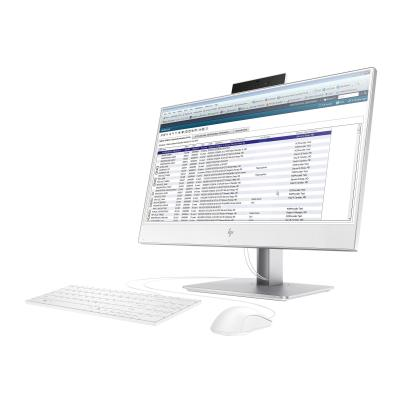 """HP EliteOne 800 G5 - Healthcare Edition - all-in-one - Core i5 9500 3 GHz - vPro - 8 GB - SSD 256 GB - LED 23.8"""" - US (Language: English / region: United States) OSYST"""
