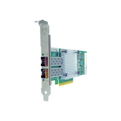 Axiom - network adapter - PCIe 2.0 x8 - 10 Gigabit SFP+ x 2 e x8 NIC Card for Solarflare -  SFN5322F