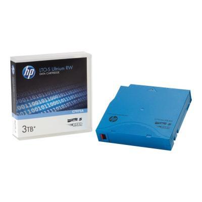 HPE Ultrium Non-Custom Labeled Data Cartridge - LTO Ultrium 5 x 20 - 1.5 TB - storage media  SUPL