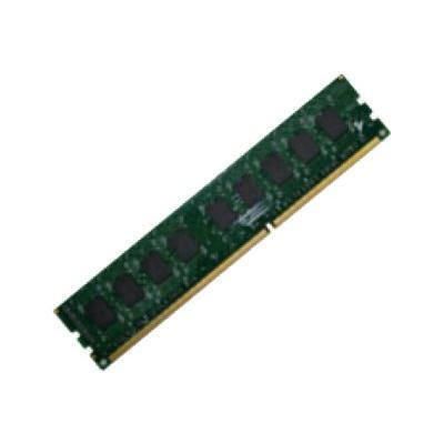 QNAP - DDR3 - 8 GB - DIMM 240-pin - unbuffered /EC1279U/EC1679U & SAS series 2 Year of Standard W