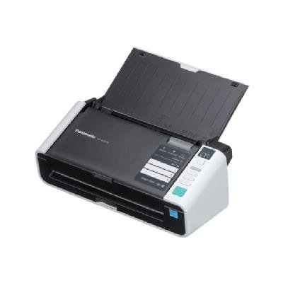 Panasonic KV-S1037X - document scanner - desktop - Gigabit LAN, Wi-Fi(n), USB 3.1 Gen 1 m/60ipm A4 portrait (300 dpi)  duplex scanner (50