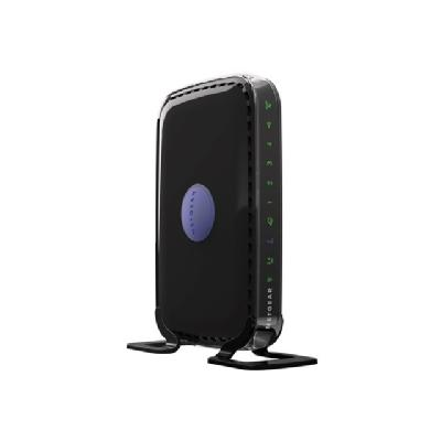 NETGEAR WNDR3400 - wireless router - 802.11a/b/g/n - desktop (North America)  WRLS
