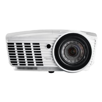 Optoma EH415ST - DLP projector - 3D ng lamp life (7 000hrs Eco+) a nd energy-saving fea