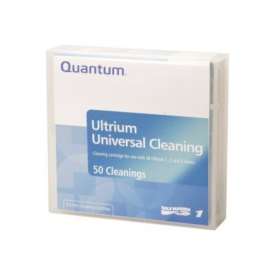 Quantum - LTO Ultrium x 1 - cleaning cartridge