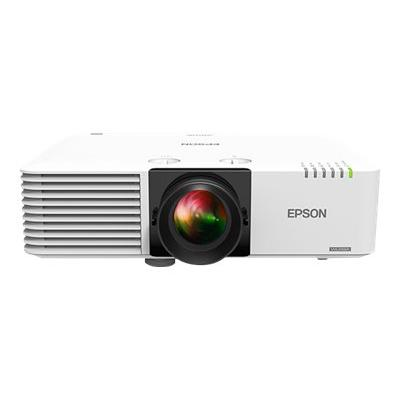 Epson PowerLite L610U - 3LCD projector - 802.11n wireless / LAN  Projector  6 000 Lumens  WUXG A