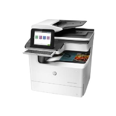 HP PageWide Enterprise Color Flow MFP 785f - multifunction printer (color) (English, French, Spanish / Canada, United States)  PRNT