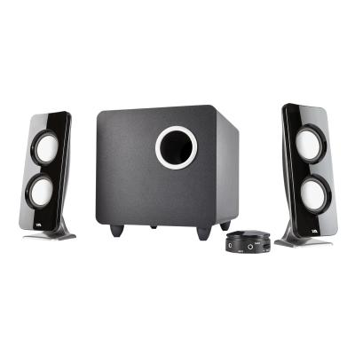 Cyber Acoustics CURVE Series CA-3610 Immersion - speaker system - for PC  SPKR