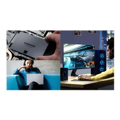 Samsung 870 QVO MZ-77Q2T0B - solid state drive - 2 TB - SATA 6Gb/s ERNAL SSD