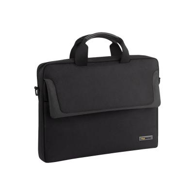 SOLO Sterling Slim Brief - notebook carrying case  BRIEF