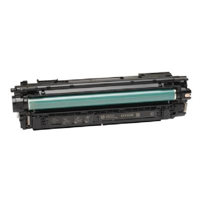 HP 657X - High Yield - black - original - LaserJet - toner cartridge (CF470X) TNR CART