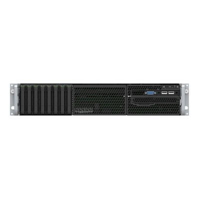 Intel Server System MCB2208WFAF10R - rack-mountable - Xeon Gold 6230 2.1 GHz - 512 GB - SSD 8 x 4 TB, SSD 480 GB  SYST
