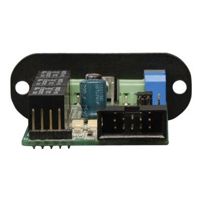 Tripp Lite UPS Internal Contact Closure Management Accessory Card 3 Relay I/O Mini-Module UPS management module  CPNT