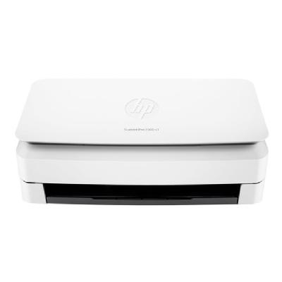 HP Scanjet Pro 2000 s1 Sheet-feed - document scanner - desktop - USB 2.0 (English, French, Spanish / Canada, Mexico, United States, Latin America (excluding Argentina, Brazil, Chile)) SCANNER