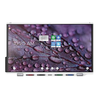 "SMART Board 7086R Pro interactive display with iQ 86"" Class (86"" viewable) LED display - 4K  PERP"