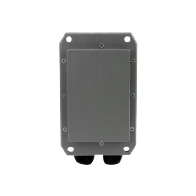 Add 2.4GHz WiFi coverage to an  outdoor area  with a ruggediz ed industrial access