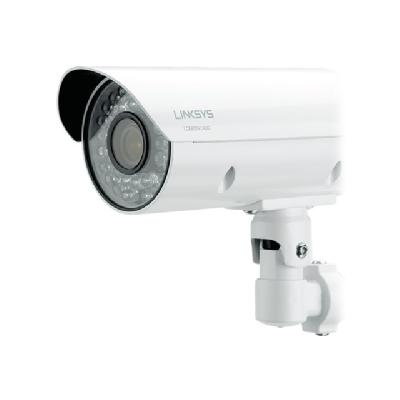 Linksys 1080p 3MP Outdoor Night Vision Bullet Camera - network surveillance camera  PERP