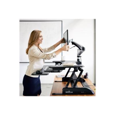 VARIDESK Single Monitor Arm - mounting kit (adjustable arm)