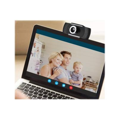 Adesso CyberTrack H4 - web camera  Focus Webcam with build in Mi crophone