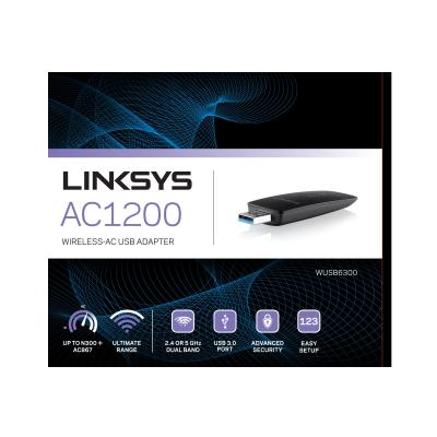 Linksys WUSB6300 - network adapter (Canada)