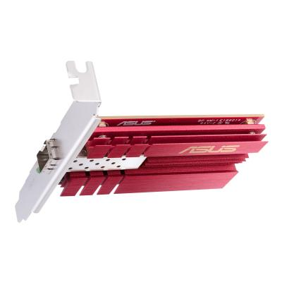 ASUS XG-C100F - network adapter - PCIe 3.0 x4 - 10 Gigabit SFP+ x 2