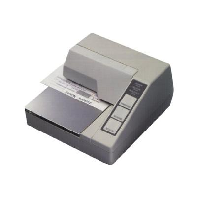 Epson TM U295 - receipt printer - monochrome - dot-matrix hrome - Dot-matrix - 2.1 line per sec. - 13.5 cpi(