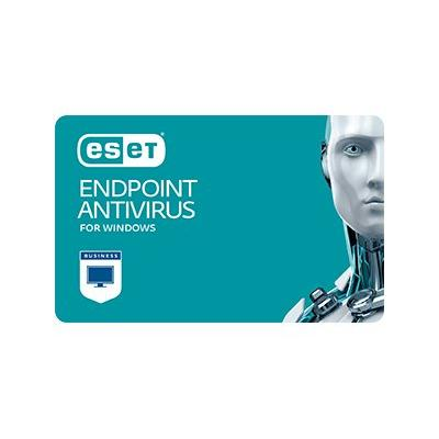 ESET Endpoint Antivirus Business Edition - subscription license renewal (3 years) - 1 user  MLIC