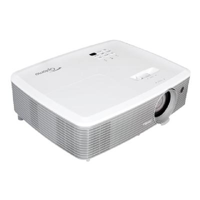Optoma W355 - DLP projector - portable - 3D x800)  4500 lumens  20 000:1 C ontrast  V lens shif