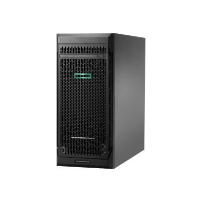 HPE ProLiant ML110 Gen10 - tower - Xeon Bronze 3206R 1.9 GHz - 16 GB - no HDD r
