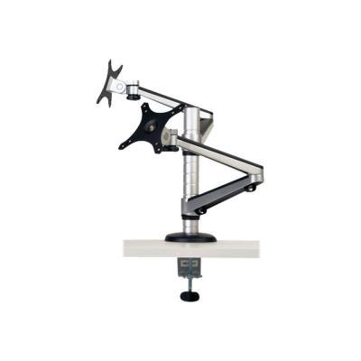 "Tripp Lite Dual Display Desk Mount Monitor Arm Swivel 12"" to 27"" EA - mounting kit (full-motion)"