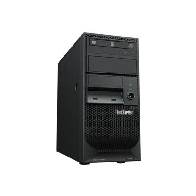 Lenovo ThinkServer TS150 - tower - Xeon E3-1245V5 3.5 GHz - 8 GB - 0 GB (Language: English)  SYST