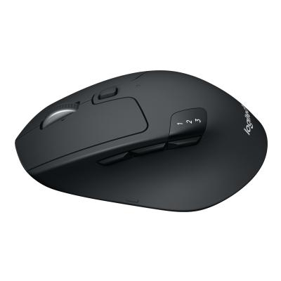Logitech Triathlon M720 - mouse - Bluetooth, 2.4 GHz 720