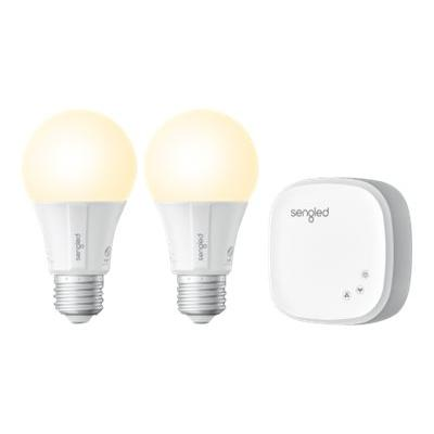 Sengled Element Classic LED Smart Lighting Starter Kit - wireless lighting set - LED light bulb x 2 BS  1 HUB