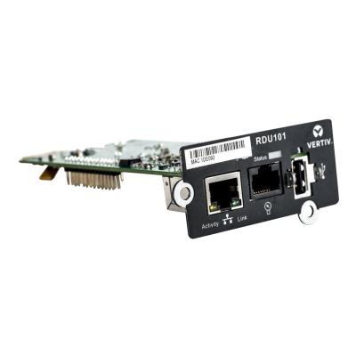 Liebert Intellislot Communications Card - remote management adapter DCTLR