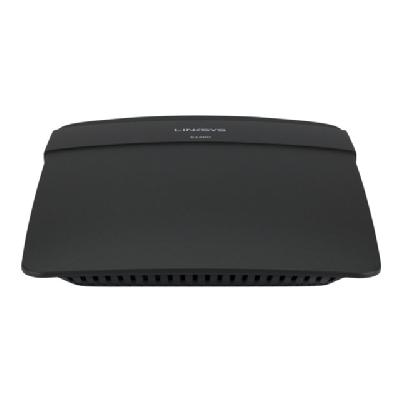 Linksys E1200 - wireless router - 802.11b/g/n - desktop (Canada) NGUAL