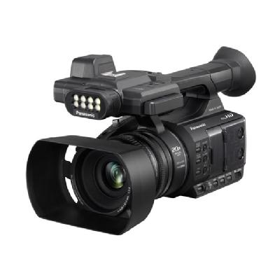 Panasonic AG-AC30 - camcorder - storage: flash card ZOOM LENS