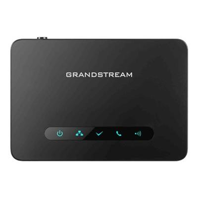 Grandstream DP750 - cordless phone base station / VoIP phone base station oIP base station that pairs wi th up to 5 DP720 DEC