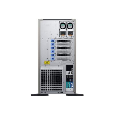 Dell EMC PowerEdge T440 - tower - Xeon Silver 4208 2.1 GHz - 32 GB - HDD 1 TB  SYST