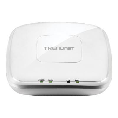 TRENDnet TEW 821DAP AC1200 Dual Band PoE Access Point - wireless access point  WRLS