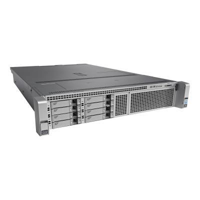 Cisco UCS Smart Play 8 C240 M4 SFF Performance - rack-mountable - Xeon E5-2660V3 2.6 GHz - 32 GB  SYST