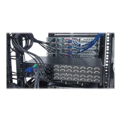 APC keyboard / video / mouse (KVM) cable - 91 cm  (KVM) cable - 6 pin PS/2  HD- 15 (M) - HD-15 (M) -